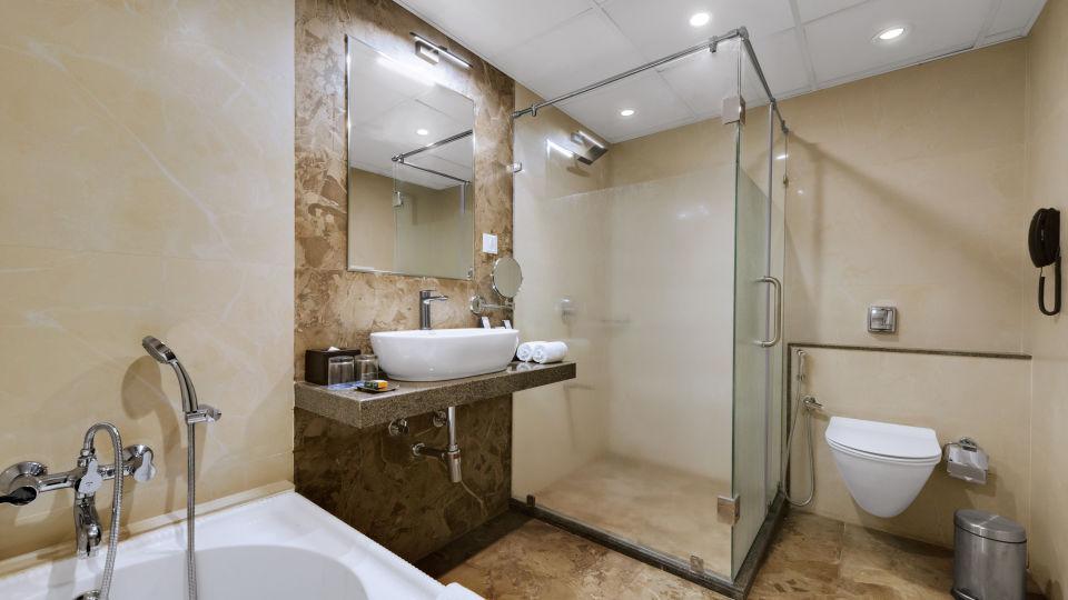 Suite at Anaya Beacon Hotel in Jamnagar 1