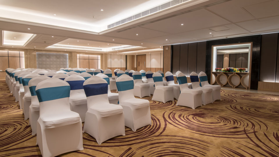 Banquet Hall  Park Inn, Gurgaon - A Carlson Brand Managed by Sarovar Hotels, hotels with banqutes in gurgaon 8