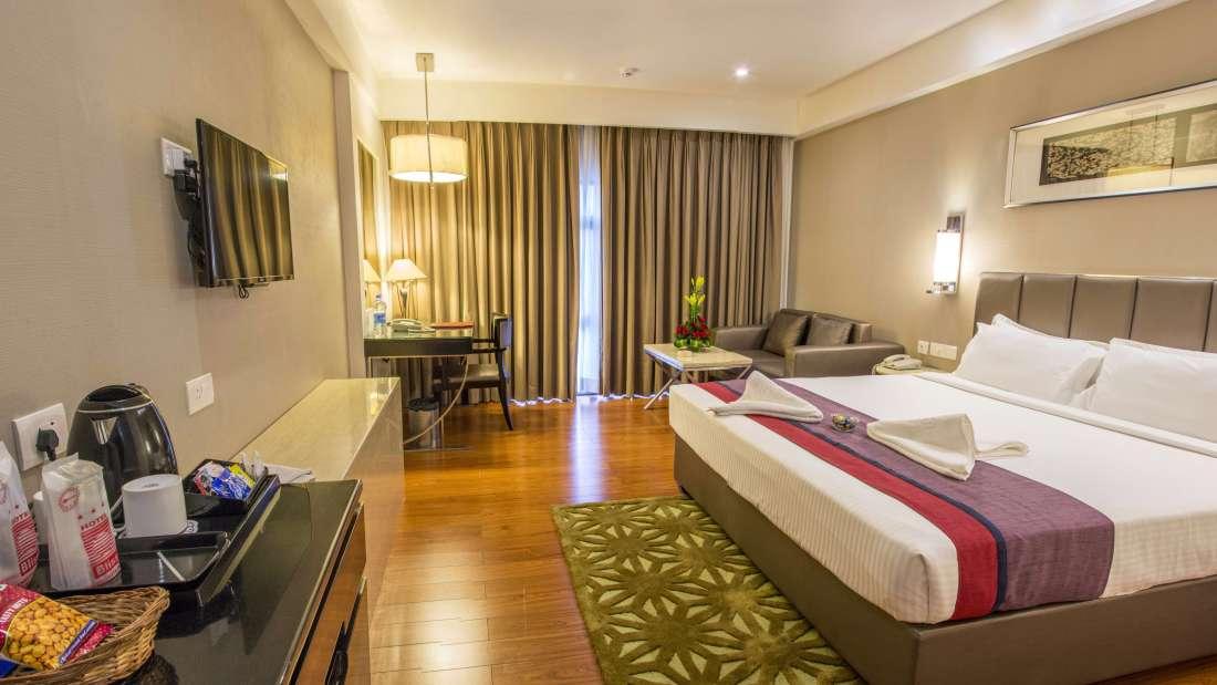 rooms in Tirumala, Bliss Hotel in Tirupati, Executive Rooms 4