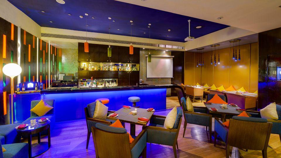 Resto Bar - Sitting Area.