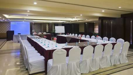 The Manor Bareilly Hotel  Bareilly Conference Hall 3 The Manor Bareilly Hotel0