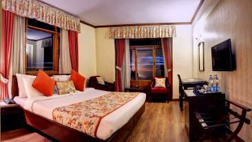 Deluxe Summit Le Royale Hotel Shimla