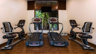 Fitness Center at Jehan Numa, Bhopal-Luxury Resort in Bhopal 3