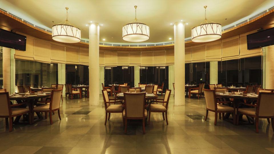 Moksha Restaurant Moksha Himalaya Spa Resort Parwanoo 5