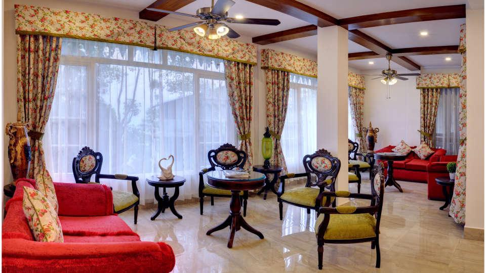 Lobby Summit Barsana Resort Spa Kalimpong