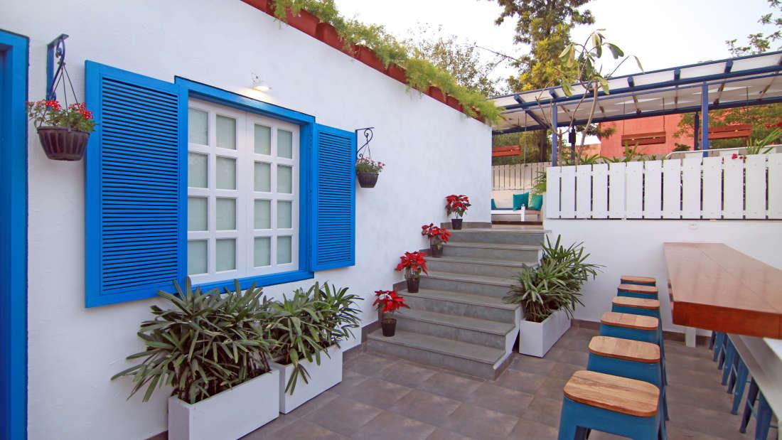 Jaipour Cafe Hotel Devraj Niwas Jaipur 5