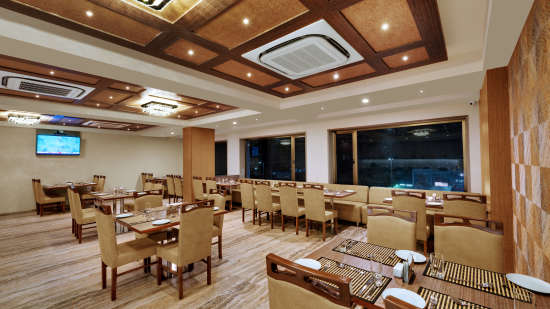 Anaya Beacon Hotel in Jamnagar 27