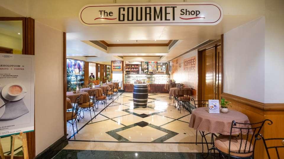 Cafe in Vile Parle, Orchid Hotel Mumbai Vile Parle, Hotel Near Mumbai Airport 4 5