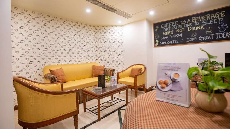 Restaurant in Vile Parle, Orchid Hotel Mumbai Vile Parle, Hotel Near Mumbai Airport 9