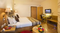 The Manor Bareilly Hotel  Bareilly Deluxe Room The Manor Bareilly Hotel 2 0