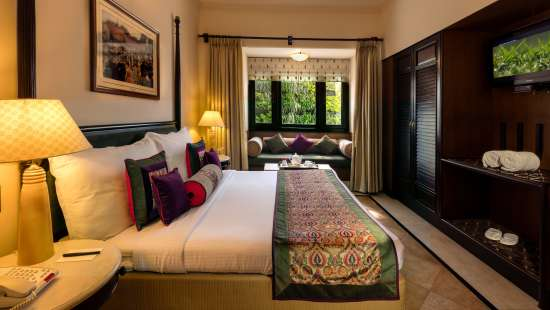 junior suite-Jehan Numa Palace Bhopal-Suites in Bhopal