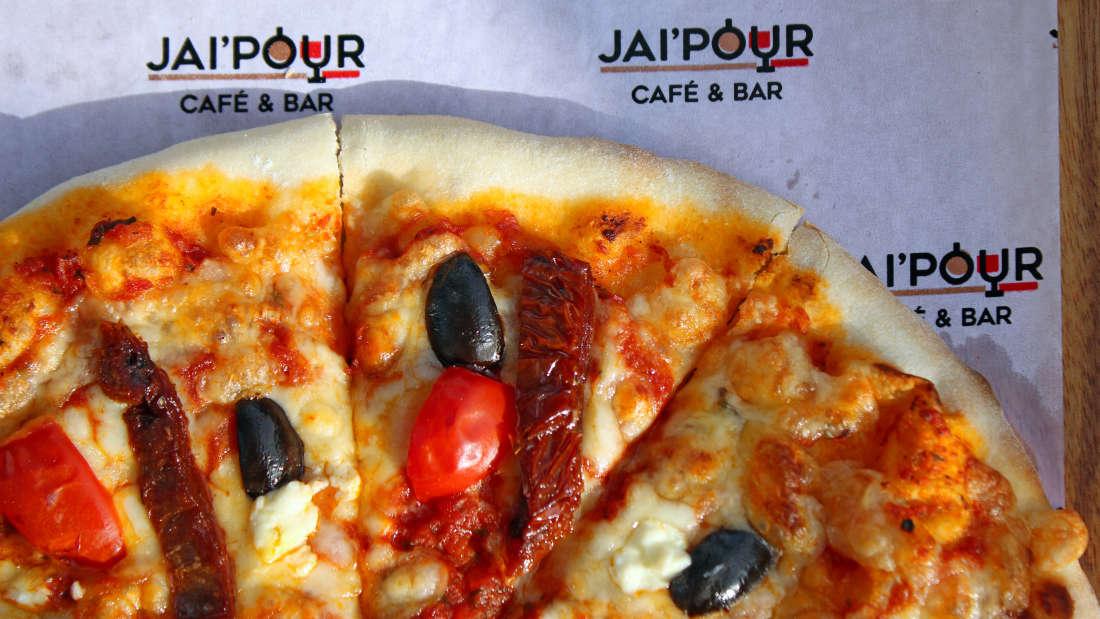 Jaipour Cafe Hotel Devraj Niwas Jaipur 9