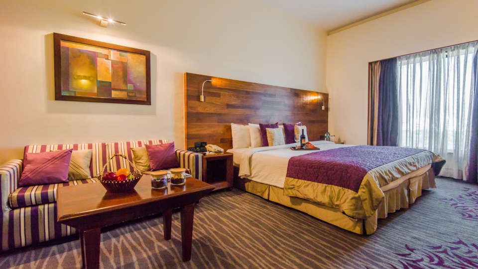 Premier King The Orchid Hotel Pune