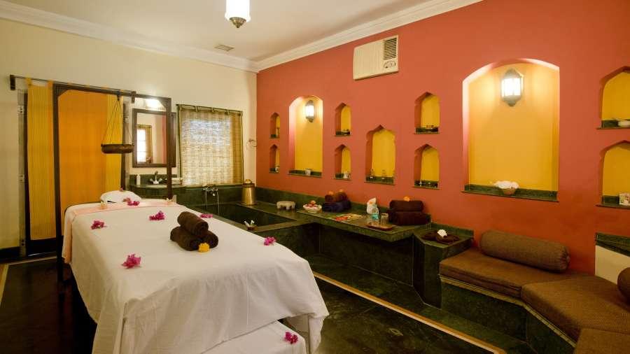 The Haveli Hari Ganga Hotel, Haridwar Haridwar Spa Haveli Hari Ganga Hotel Hardiwar0