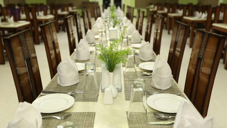 Restaurant Resort de Coracao Corbett 4