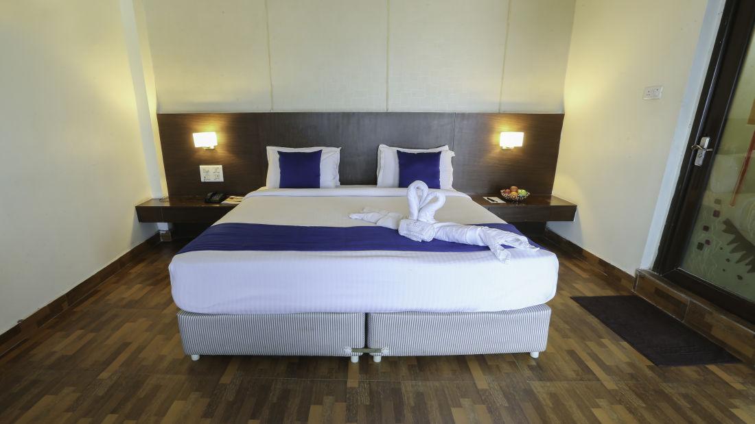 Premium Rooms at Sai Priya Beach Resort in Vizag 1
