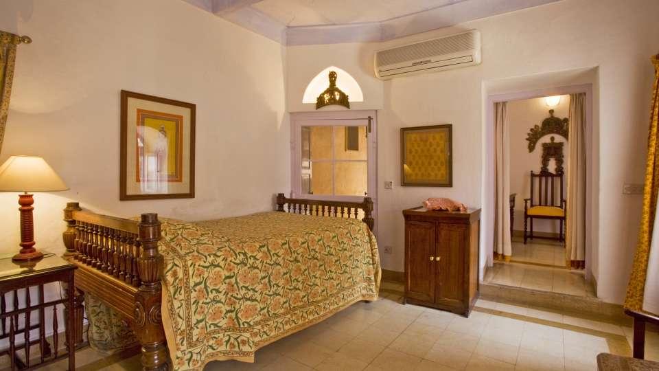 Neemrana Fort Palace Neemrana Kesar Mahal Hotel Neemrana Fort Palace Neemrana Rajasthan 2