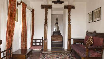 Neemrana Fort Palace Neemrana Dakshin Mahal Hotel Neemrana Fort Palace Neemrana Rajasthan