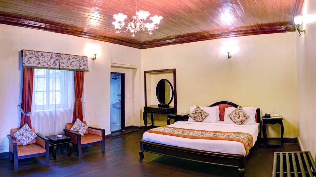 Heritage Cottage at Summit Swiss Heritage Hotel Darjeeling 2