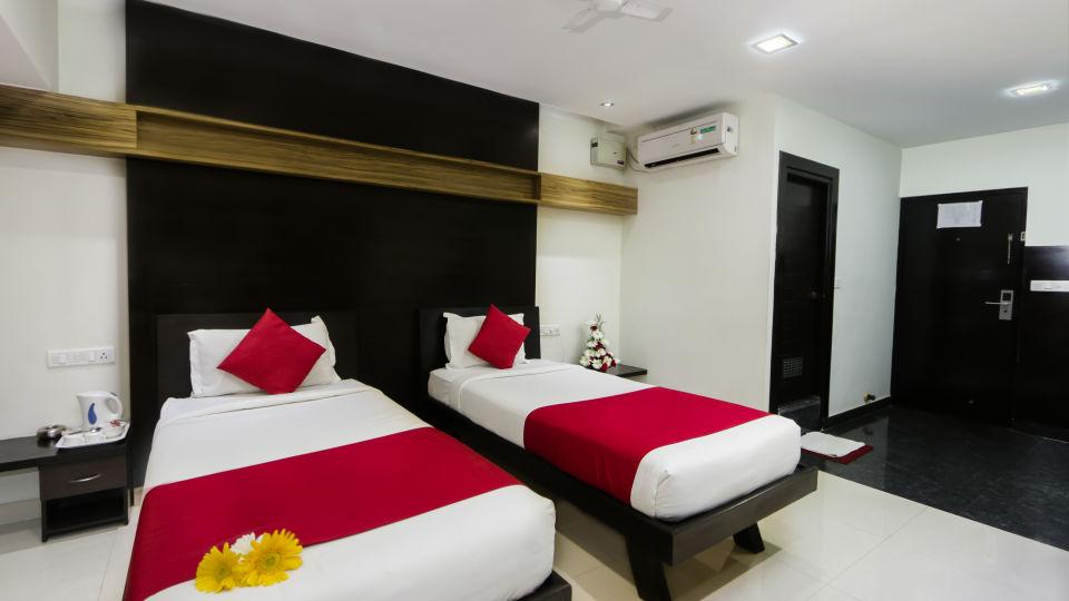 Valley View Rooms 2, Mango Hotels Prajwal, Rooms in Bangalore