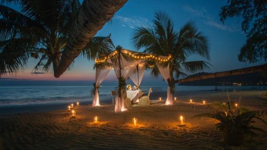 Winner Winner Moonlight Dinner Chariot Beach Resorts Mahabalipuram Chennai