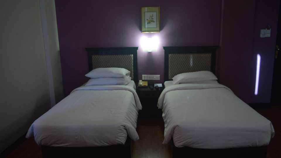 Harbour View Residency Cochin Deluxe Room Hotel Harbour View Residency Cochin 12