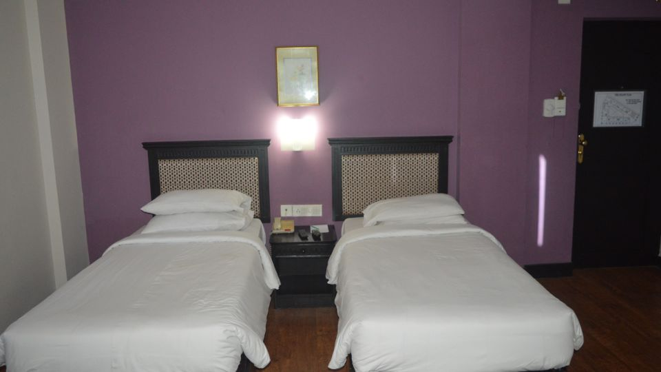 Harbour View Residency Cochin Deluxe Room Hotel Harbour View Residency Cochin 10
