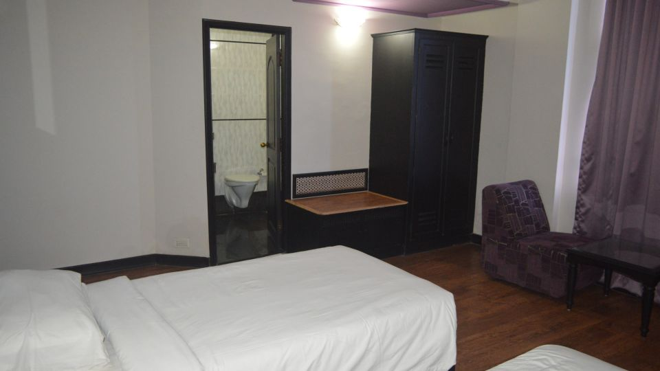 Harbour View Residency Cochin Deluxe Room Hotel Harbour View Residency Cochin 14