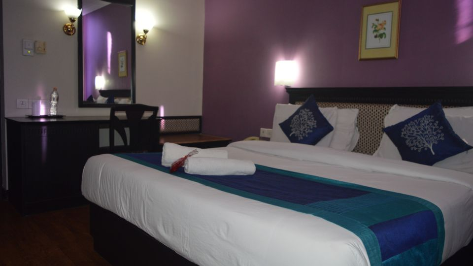 Harbour View Residency Cochin Suite Harbour View Residency Cochin 12