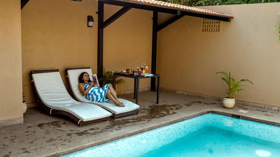 Pool villa 6