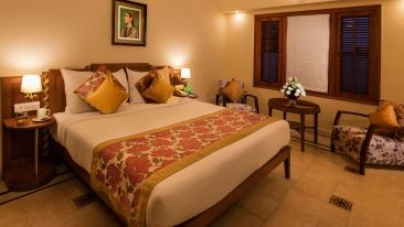 regal rooms at Jehan Numa Palace Bhopal-hotel rooms in Bhopal- bhopal palace