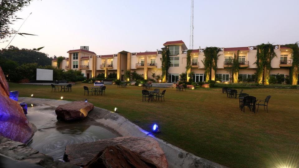 Resort De Coracao -The Corbett