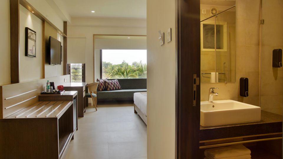 Rooms Purple Cloud Hotel Bets Hotels Near Bangalore International Airport 3