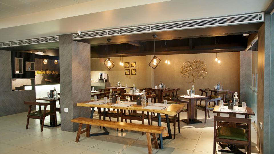 Purple Cloud Hotel Best Bangalore Airport City Hotel Restaurant 4