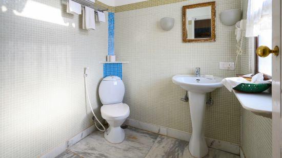 Parvati Mahal Washroom