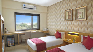 Premium Rooms at Cick Hotel Junagadh Hotel Rooms in Junagadh 21