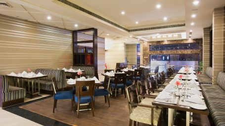 The Manor Bareilly Hotel  Bareilly Cafe Royal Restaurant The Manor Bareilly Hotel
