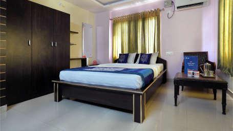 Hotel Maruthi Residency, Hyderabad  ac maruthi res