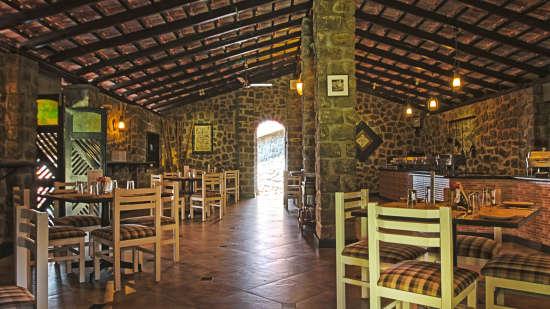 bambooza interior