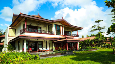 Presidential Villa Exterior 2