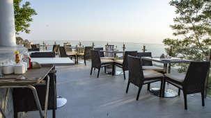 Moksha Restaurant Moksha Himalaya Spa Resort Parwanoo 10