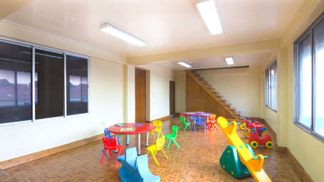 Kid s Zone at Mount Himalayan Resort Darjeeling
