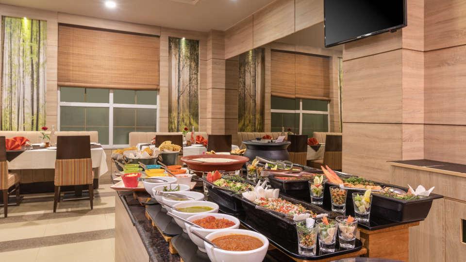 Nidhivan Dinner