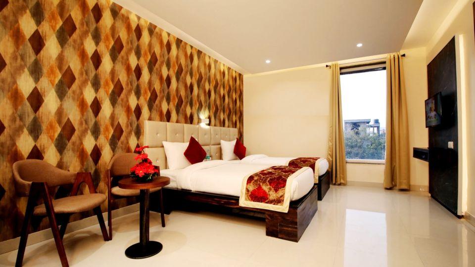 5. Deluxe Room