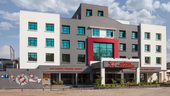 Hotel Polo Max Jabalpur