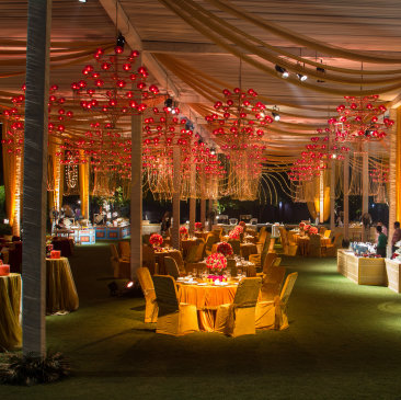 Destination Weddings in Goa and Manesar, Heritage Village Resorts and Spa 10