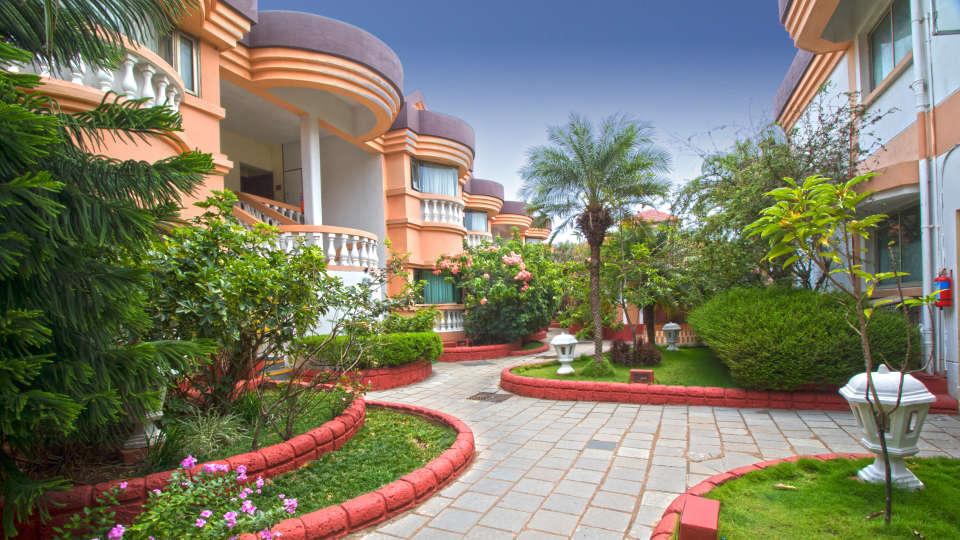 Lotus Beach Resort Goa Goa Building6 - Lotus Resort Goa