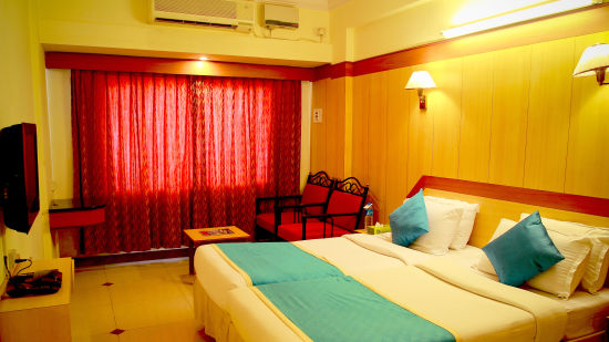 Hotel Rooms near Majestic, Hotel Swagath, Standard AC Rooms 5
