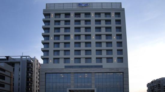 Efcee sarovar portico, business hotels in bhavnagar