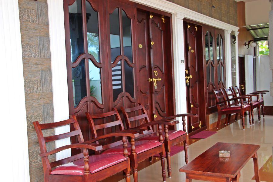 alt-text Hotel In Cherai, Sapphire Club Cherai Beach Villa, Cherai Hotel 8